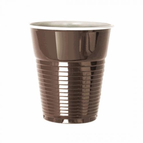 Стакан для кофе автоматов 190 мл Flo (100 шт)